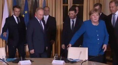 Kiev solicitó a Moscú reunirse con Zein Zelensky con Putin
