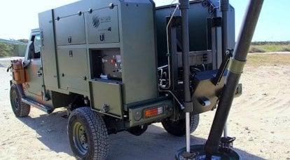 Dei della guerra nel Donbass. Parte di 2. Pocket Artillery