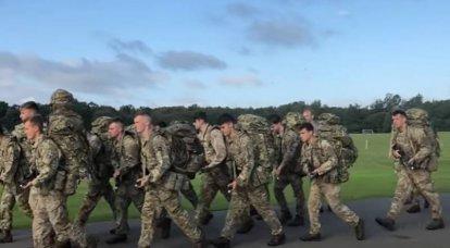 ब्रिटिश रक्षा मंत्रालय के प्रतिनिधि कराबाखी के क्षेत्र में दिखाई दिए