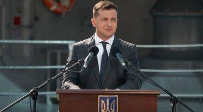Zelensky : Si l'Occident cesse de fournir une assistance militaire, nous résoudrons nous-mêmes le problème du Donbass
