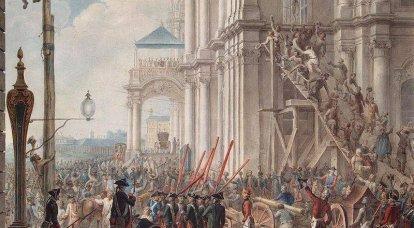 """Tutti tranne i granatieri! Secondo i """"precetti"""" di Pietro III"""