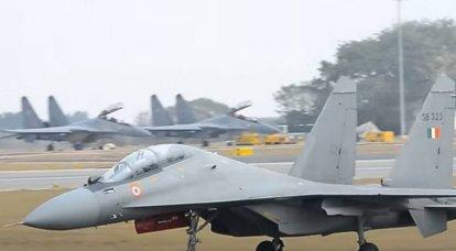 Índia confirma compra de caças russos MiG-29 e Su-30MKI