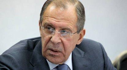 Sergej Lawrow erklärte, wie Russland auf Angriffe auf russische diplomatische Vertretungen reagieren werde