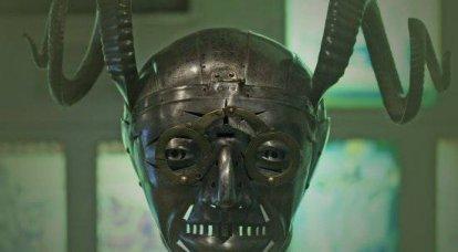 盔甲和头盔.15-17世纪