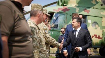 우크라이나 대통령실 고문은 우크라이나 군 지휘부의 개편에 대해 설명했다.
