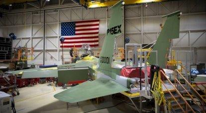 Con un ojo en la tecnología. Fighter F-15EX entra en serie