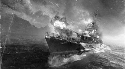 """Destroyer allemand """"Narvik"""": dans la bataille du bon sens"""