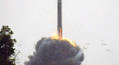 米国のミサイル防衛に対する「ライナー」と「アバンガード」