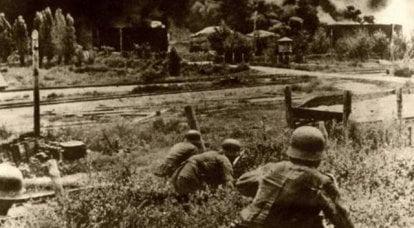 Krasnodar, 1942. Görgü tanıkları ile işgal
