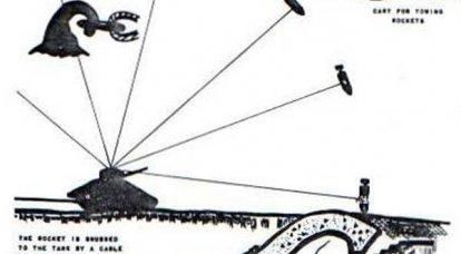 工程弹药草案Cable Bomb(美国)