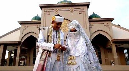 法特瓦处于世俗状态。 讨论了俄罗斯穆斯林精神理事会关于不允许穆斯林与非穆斯林妇女结婚的决定