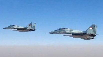 「信頼できるサプライヤーがMiG-29Mの人に選ばれました」:F-16戦闘機に対するエジプトへの不満についての西側の報道