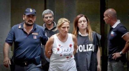 Campania Camorra mujeres