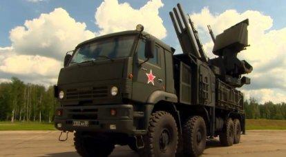 Le ministère de la Défense forme des régiments de défense aérienne de réserve mobile