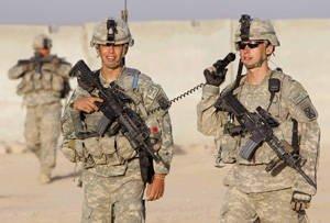 アメリカの戦争は飛躍的に高まっています