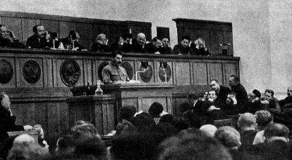 A calmaria antes da tempestade. Discursos de Stalin em 1939-1941