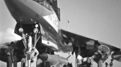 Míssil anti-satélite aerobalístico Lockheed WS-199C High Virgo (EUA)
