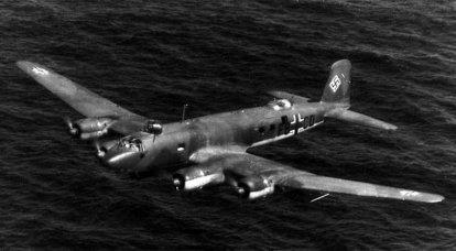 Aviões de combate. Arauto de grandes problemas
