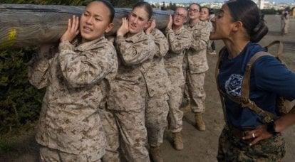 L'influenza del genere sulla prontezza al combattimento della Marina degli Stati Uniti