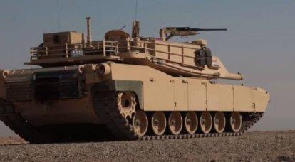 In den USA: Die Möglichkeit, den Abrams-Panzer durch etwas ähnlich Schweres zu ersetzen, wird noch nicht in Betracht gezogen
