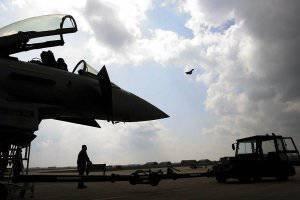 Libya'ya karşı savaş - savaş uçaklarının kabininden bir manzara