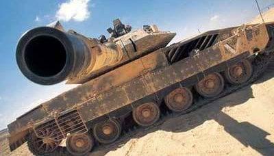 イスラエルの機密解除タンク