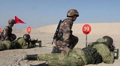 Imprensa chinesa: militares russos e chineses se preparam para lutar contra o caos causado pelos EUA