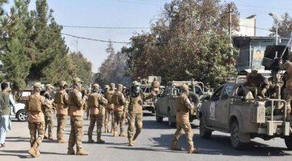 Elite-Spezialeinheiten der Taliban in die angrenzende Provinz Tadschikistan entsandt