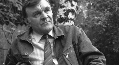 Yuri Bondarev. Büyük Rus adam ve yazarın anısına