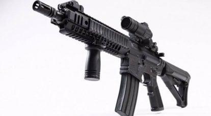 RAC 816: Sultan parmi les fusils