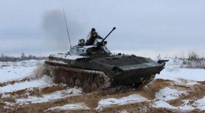 벨로루시에서 군대에 대한 놀라운 종합 점검이 시작되었습니다.