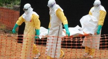 埃博拉病毒变成了具有国际重要性的威胁