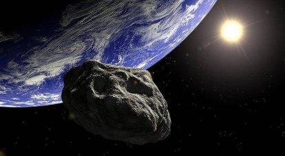 Popovkin told the senators about the space threat and space debris