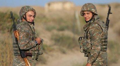Nagorno-Karabakh의 미래 : 전쟁은 끝났지 만 의문은 남아 있습니다