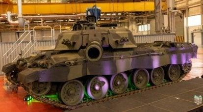 "Challenger 3: İngiltere ""yeni eski"" tanklara karar verdi"