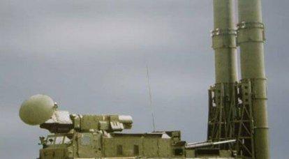 防空导弹系统9K81M S-300VM ATNEY-2500(SA-12 Giant / Gladiator)