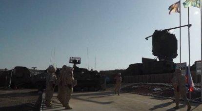 रक्षा मंत्रालय ने सीरिया में ऑपरेशन के बाद राज्य के आदेश को समायोजित कर दिया है