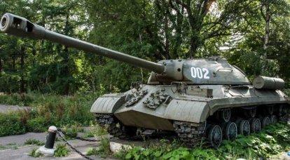 Büyük Vatanseverlik Savaşı sırasında Sovyetler Birliği'nin tankları