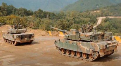 """""""Ideal para su uso en zonas montañosas"""": la empresa coreana ofreció a India un tanque ligero K21-105"""