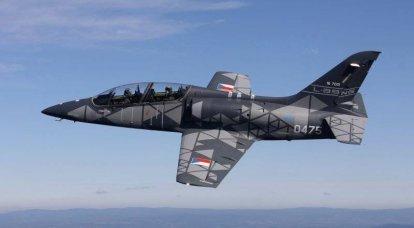El avión de entrenamiento de combate checo L-39NG aprobó la certificación