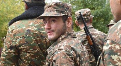 """Ermenistan ve Azerbaycan, dışişleri bakanlarının ABD gezisinin ardından şimdi """"insani ateşkesi"""" yinelediler"""