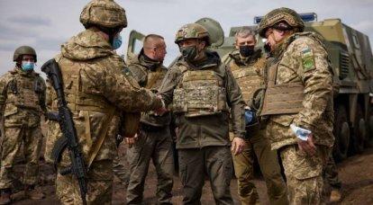 """General das Forças Armadas da Ucrânia: """"Se houver um ataque da Rússia, não há necessidade de esperar pelas divisões dos EUA e da OTAN no dia seguinte."""""""