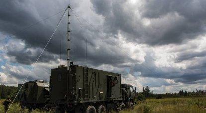 什么是莫斯科-1 EW综合体?