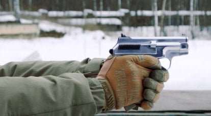 """A pistol for silent shooting without a silencer: an overview of the PSS """"Vul"""""""