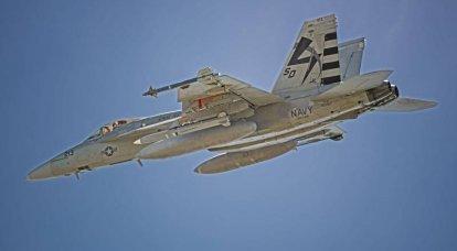 Nouveau missile d'avion AGM-88G AARGM-ER pour la marine américaine