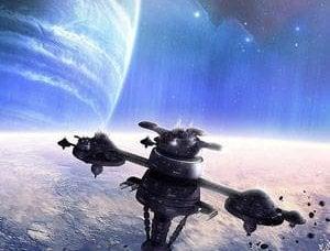 Guerra nello spazio come presagio