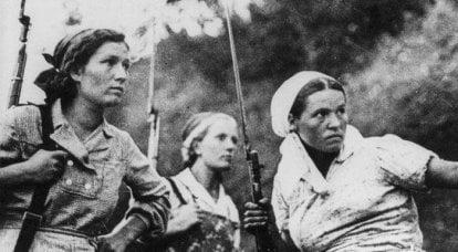 Hatırlamak için. Savaştaki yerli kadınlarım