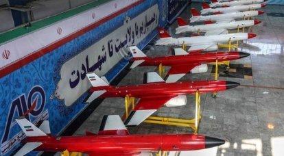 アメリカの報道機関はイランのロケット工場で爆発のそのバージョンを提案しました