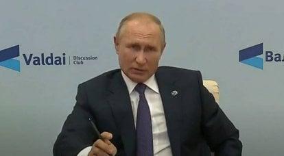 """""""Cenazende nasıl üşütmezsin?"""": Putin, Rusya'nın isteksizlerine karşılık verdi"""