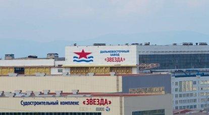 Le star chiedono lo sviluppo della riparazione navale in Estremo Oriente